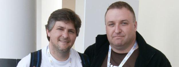 John Mark and Richard